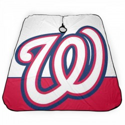 Lightweight MLB Washington Nationals Haircut apron 55*66 in #181890 Customized Patterned