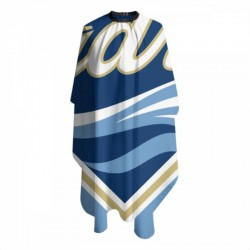 Dainty MLB San Diego Padres Haircut apron 55*66 in #184591 Hair Cutting, Waterproof Stain resistant