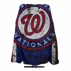Most Comfortable Washington Nationals Haircut apron 55*66 in #181863 Machine washable with Snap Closure